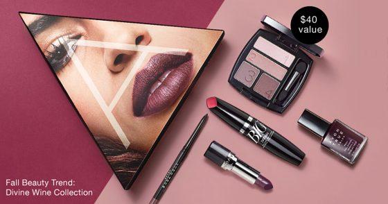 Avon Fall Beauty Trends A-Box