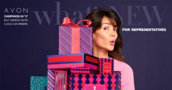 Avon What's New Campaign 24, 2017 Online Brochure