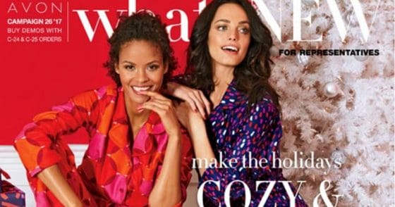 Avon What's New Campaign 26, 2017