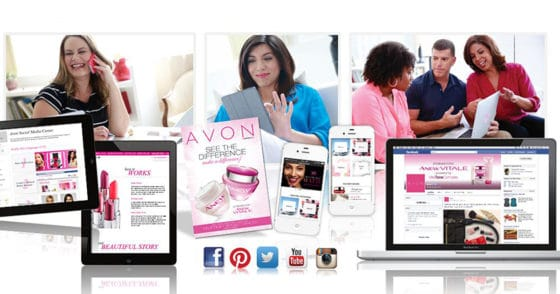 How To Sell Avon On Social Media