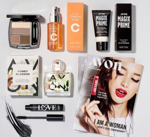 Avon All The Best Sellers Starter Kit - Effective C-05, 2020