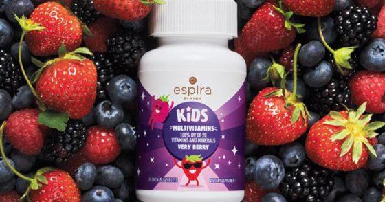 Avon Espira Kids Multivitamins