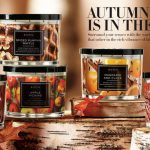 Autumn Is In The Air 3-Wick Candles