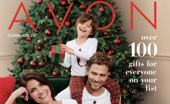 Avon Campaign 25, 2018 Online Brochure