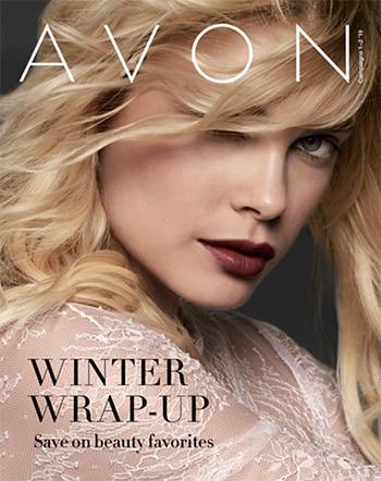 Avon Campaign 01, 2019 Winter Wrap Up Brochure