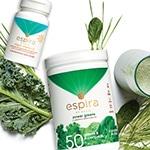 New Espira Power Greens & Espira Vegan Vitamin D