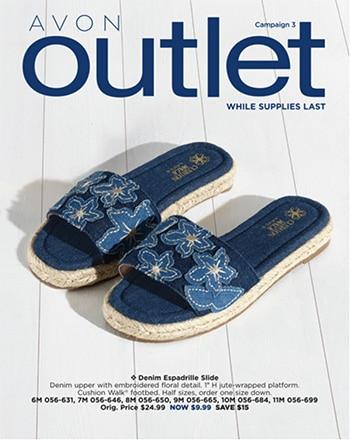 Avon Campaign 03, 2019 Outlet Brochure