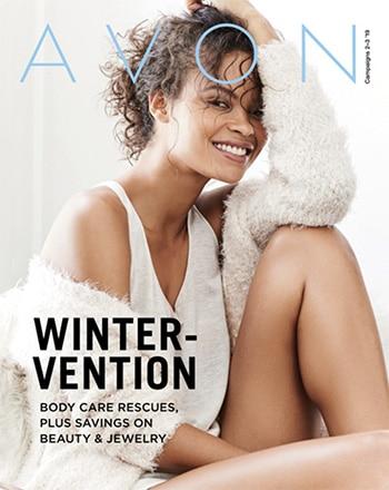 Avon Campaign 03, 2019 Winter-Vention Brochure