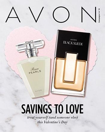 Avon Campaign 04, 2019 Savings to Love Brochure