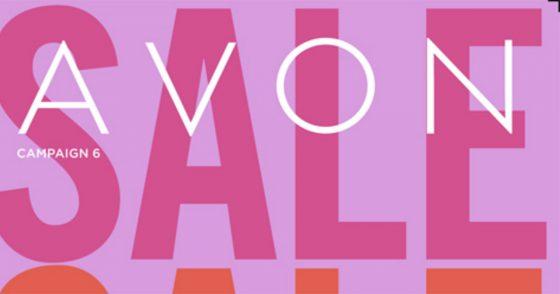 Avon Campaign 06, 2019 Brochure Cover