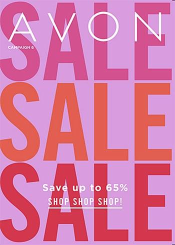 Avon Campaign 06, 2019 Brochure