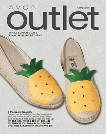 Avon Campaign 06, 2019 Outlet Brochure