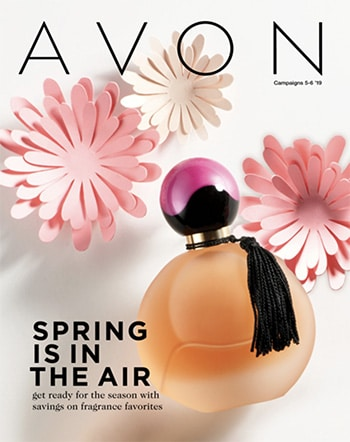 Avon Campaign 06, 2019 Spring is in the Air Brochure