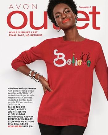 Avon Campaign 05, 2019 Outlet Brochure