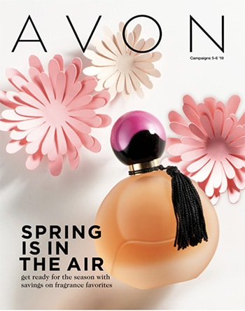 Avon Campaign 05, 2019 Spring Is In The Air Brochure