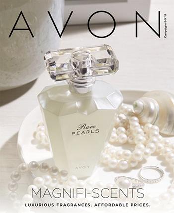 Avon Campaign 09, 2019 Magnifi-Scents Brochure