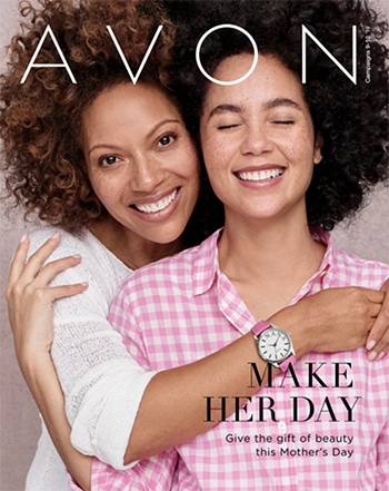 Avon Campaign 10, 2019 Make Her Day Brochure