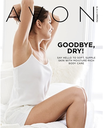 Avon Campaign 11, 2019 Goodbye Dry Brochure