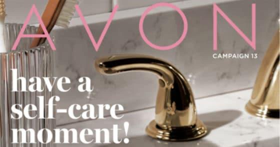 Avon Campaign 13, 2019 Brochure