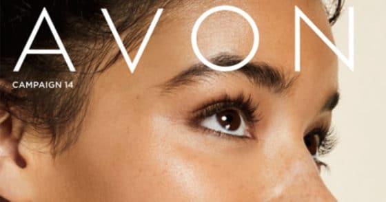 Avon Campaign 14, 2019 Brochure Cover