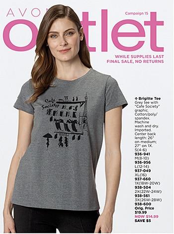 Avon Campaign 15, 2019 Outlet Brochure