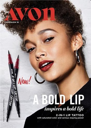 Avon Campaign 16, 2019 Brochure