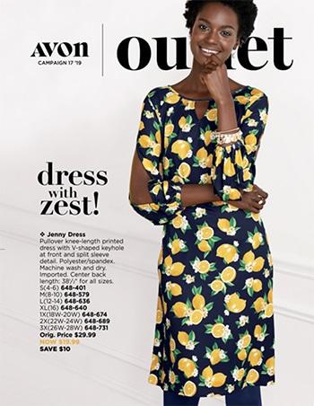 Avon Campaign 17, 2019 Outlet Brochure