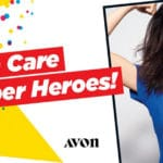 Avon Skin Care Super Heroes