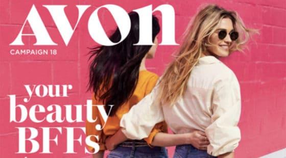 Avon Campaign 18, 2019 Brochure