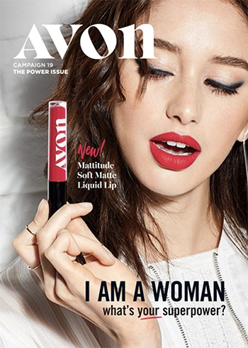 Avon Campaign 19, 2019 Armed With Charm Brochure