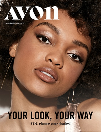 Avon Campaign 20, 2019 Your Look Your Way Brochure