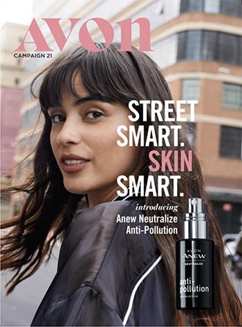 Avon Campaign 21, Brochure
