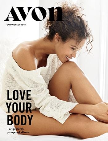 Avon Campaign 21, 2019 Love Your Body Brochure