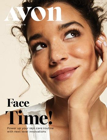 Avon Campaign 22, 2019 Face Time Brochure