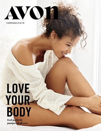 Avon Campaign 22, 2019 Love Your Body Brochure