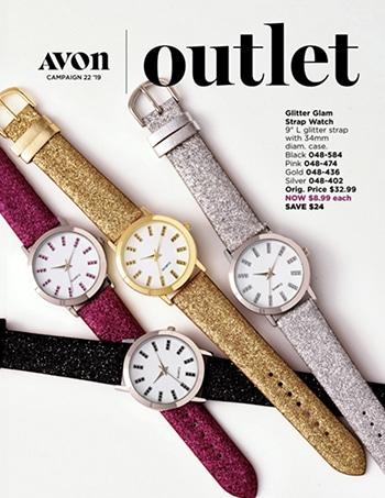 Avon Campaign 22, 2019 Outlet Brochure
