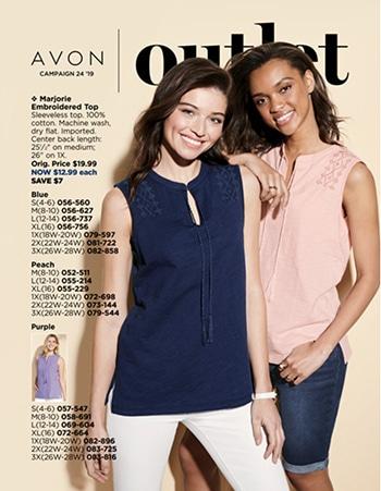 Avon Campaign 24, 2019 Outlet Brochure