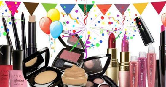 Earn Free Avon by hosting a Virtual Avon Party!