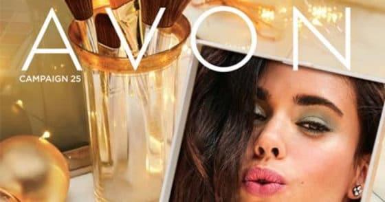Avon Campaign 25, 2019 Brochure