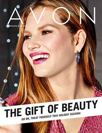 Avon Campaign 25, 2019 Gift of Beauty Brochure