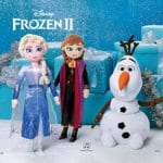 Disney FROZEN II Singing Plushes