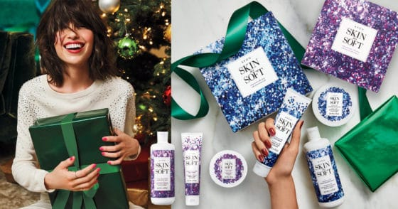 Avon Limited Edition Skin So Soft Holiday Collections