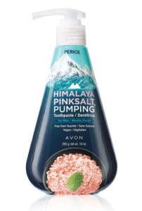 Avon Perioe Himalaya Pink Salt Toothpaste - Ice Mint Pump