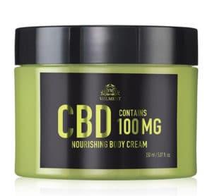 Veilment CBD Nourishing Body Cream