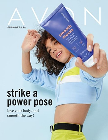 Avon Campaign 11, 2020 Strike A Power Pose Brochure