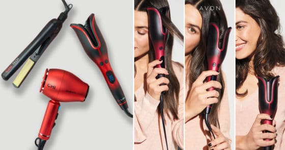 Avon CHI Hair Styling Tools