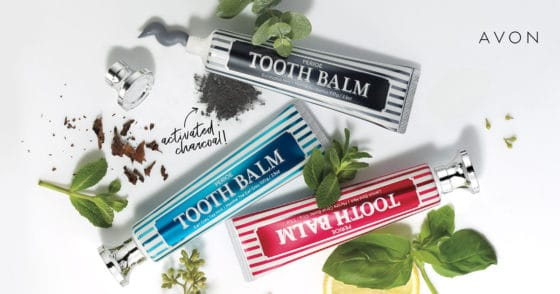 Avon Perioe Tooth Balm Toothpaste