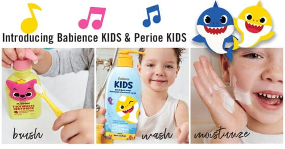 Babience Kids & Perioe Kids – Now At Avon!