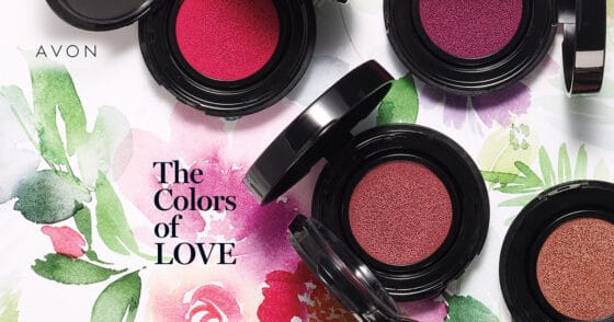FMG The Colors Of Love Makeup Collection At Avon