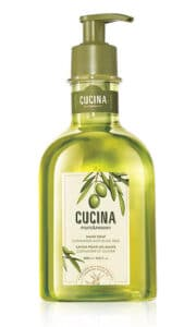 Fruits & Passion Cucina Hand Soap in Coriander & Olive Tree